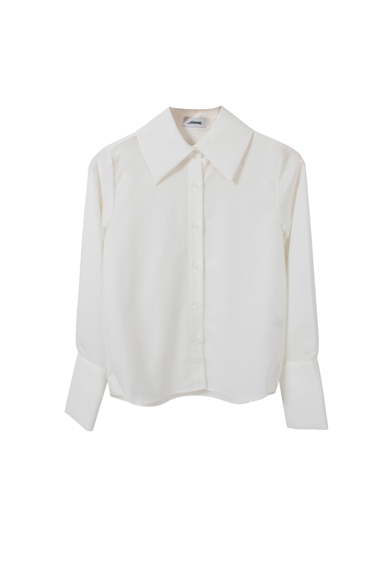 Soap blouse (white)