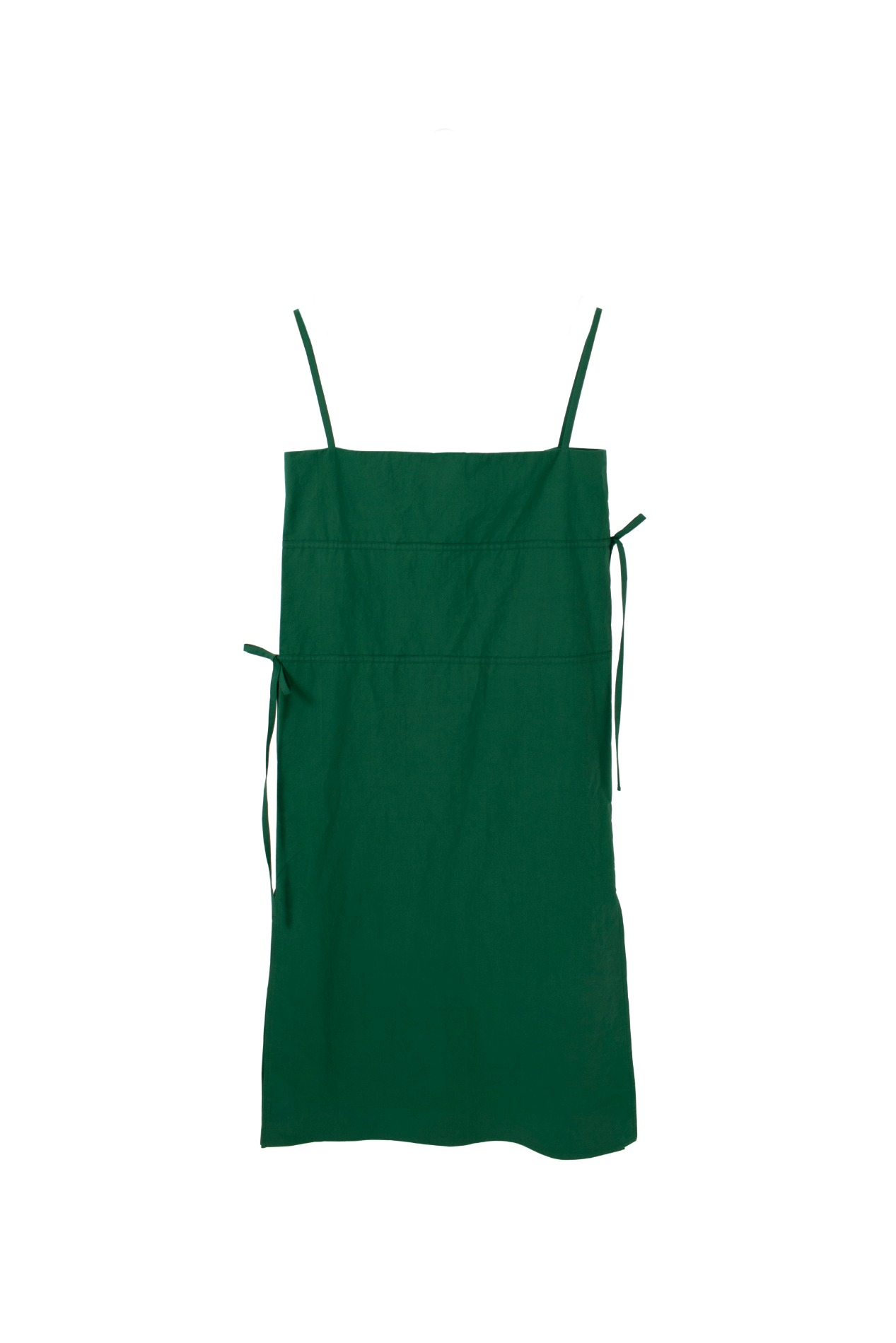 Leaves dress (green)