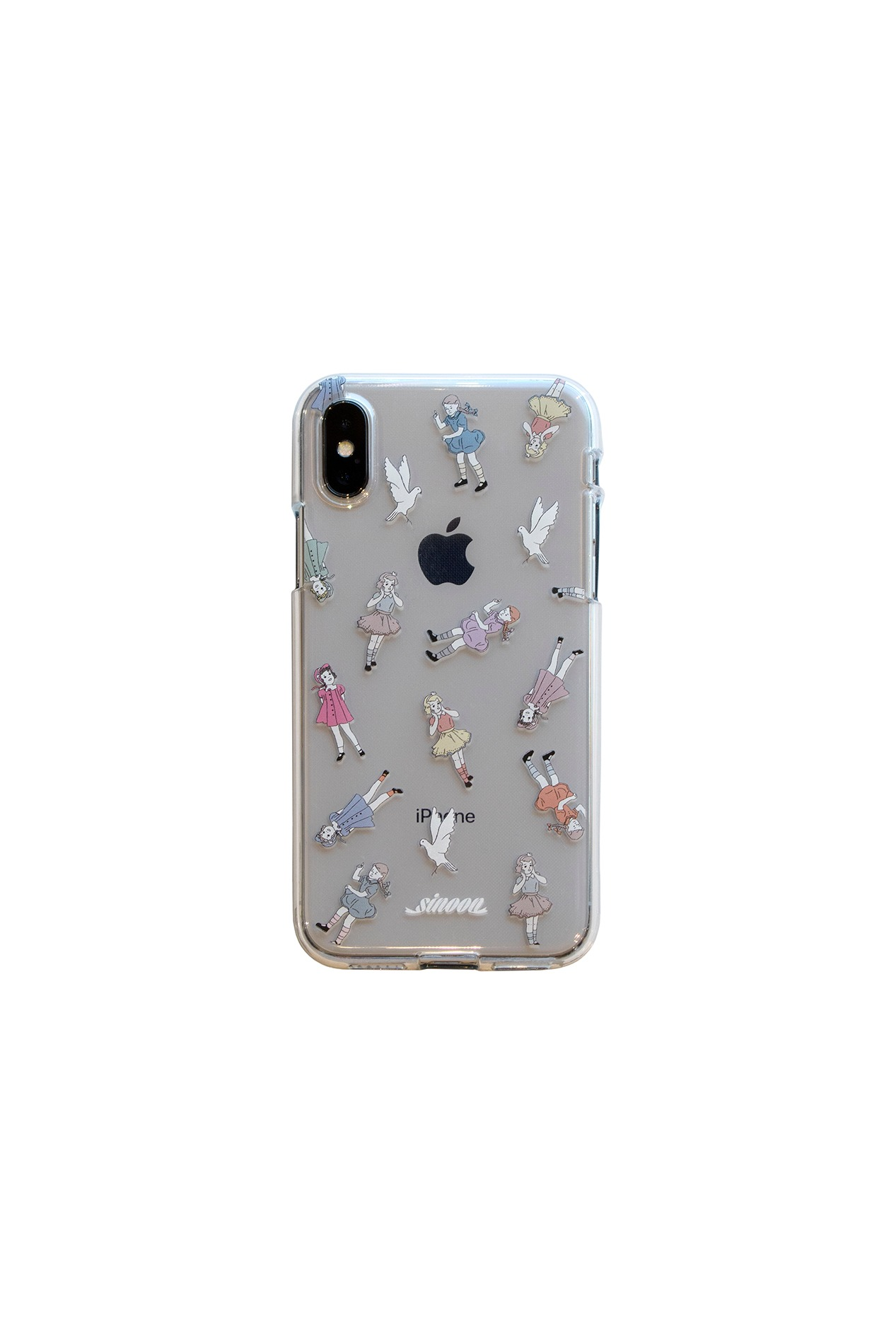 Vivi jelly case (girls)