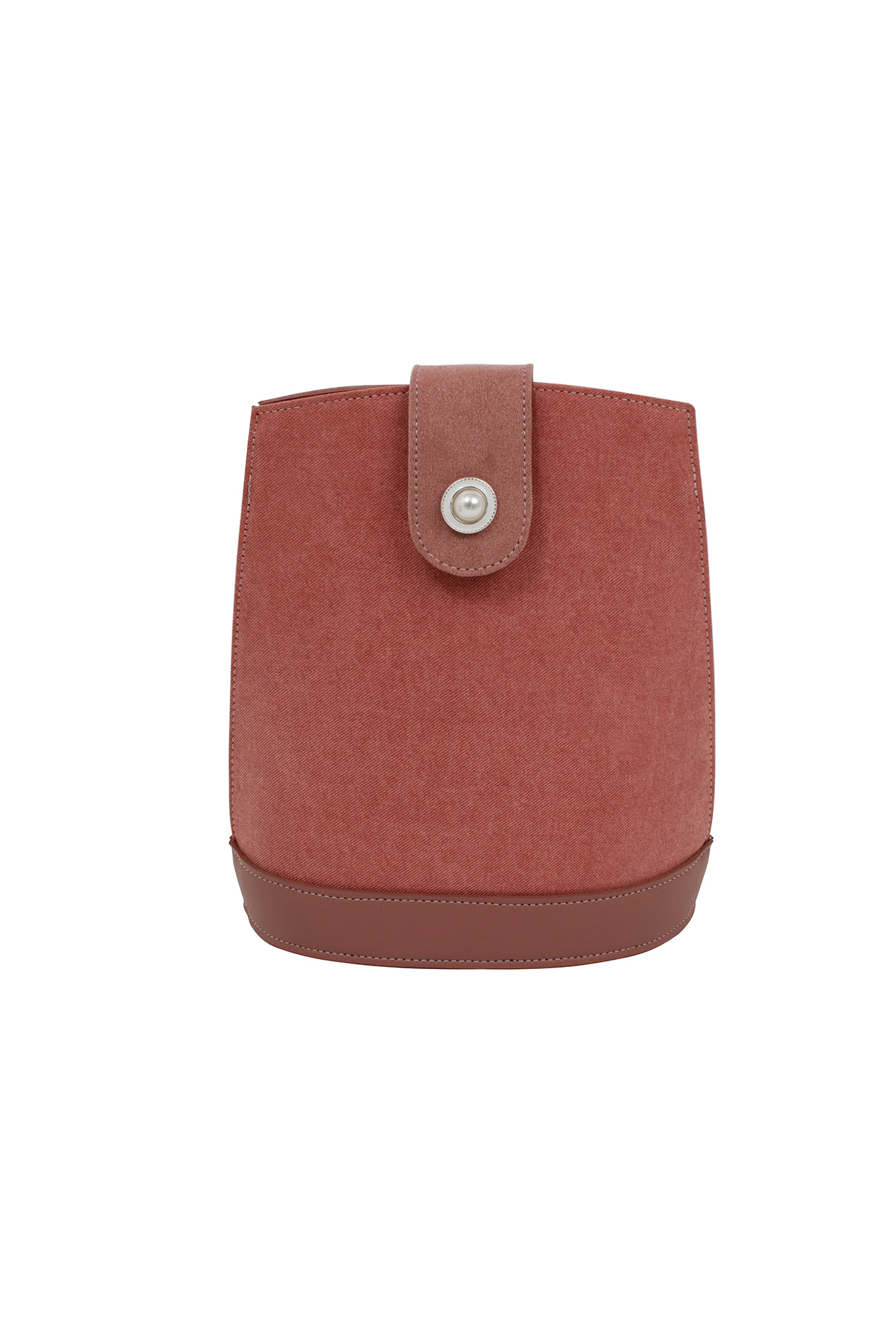 Malila mini bag (vintage red)
