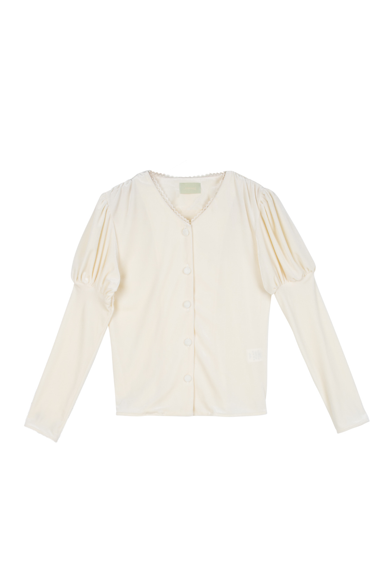 Soff blouse(cream)
