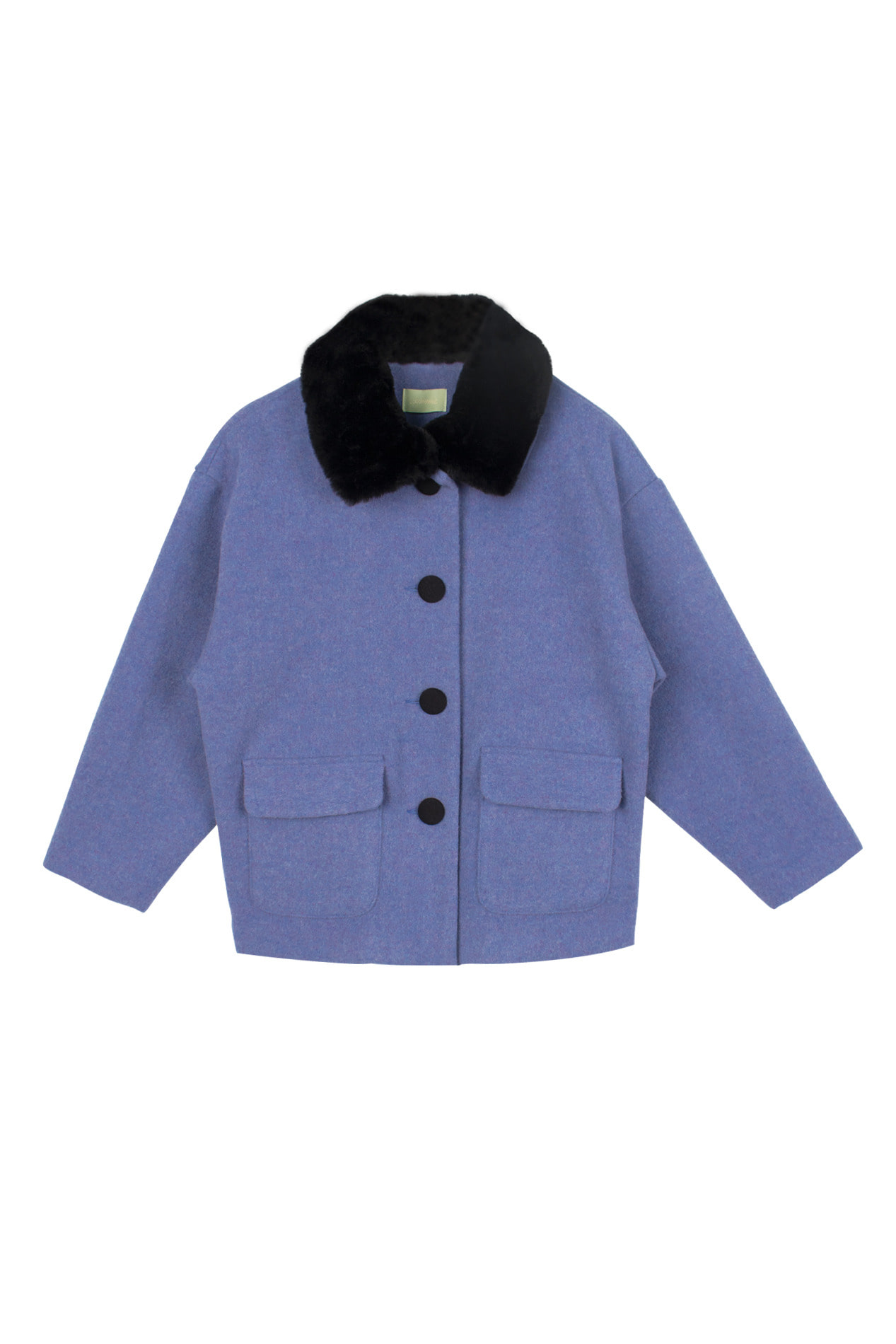 Blooming jacket(blue)