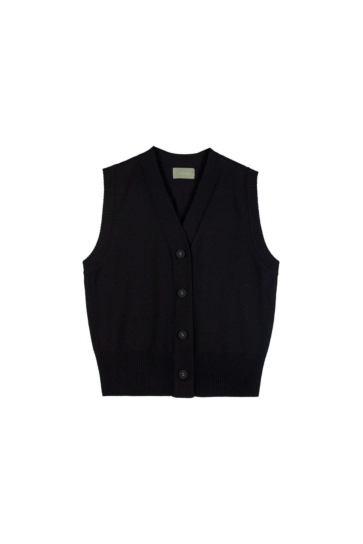 Sweater Vest (black)