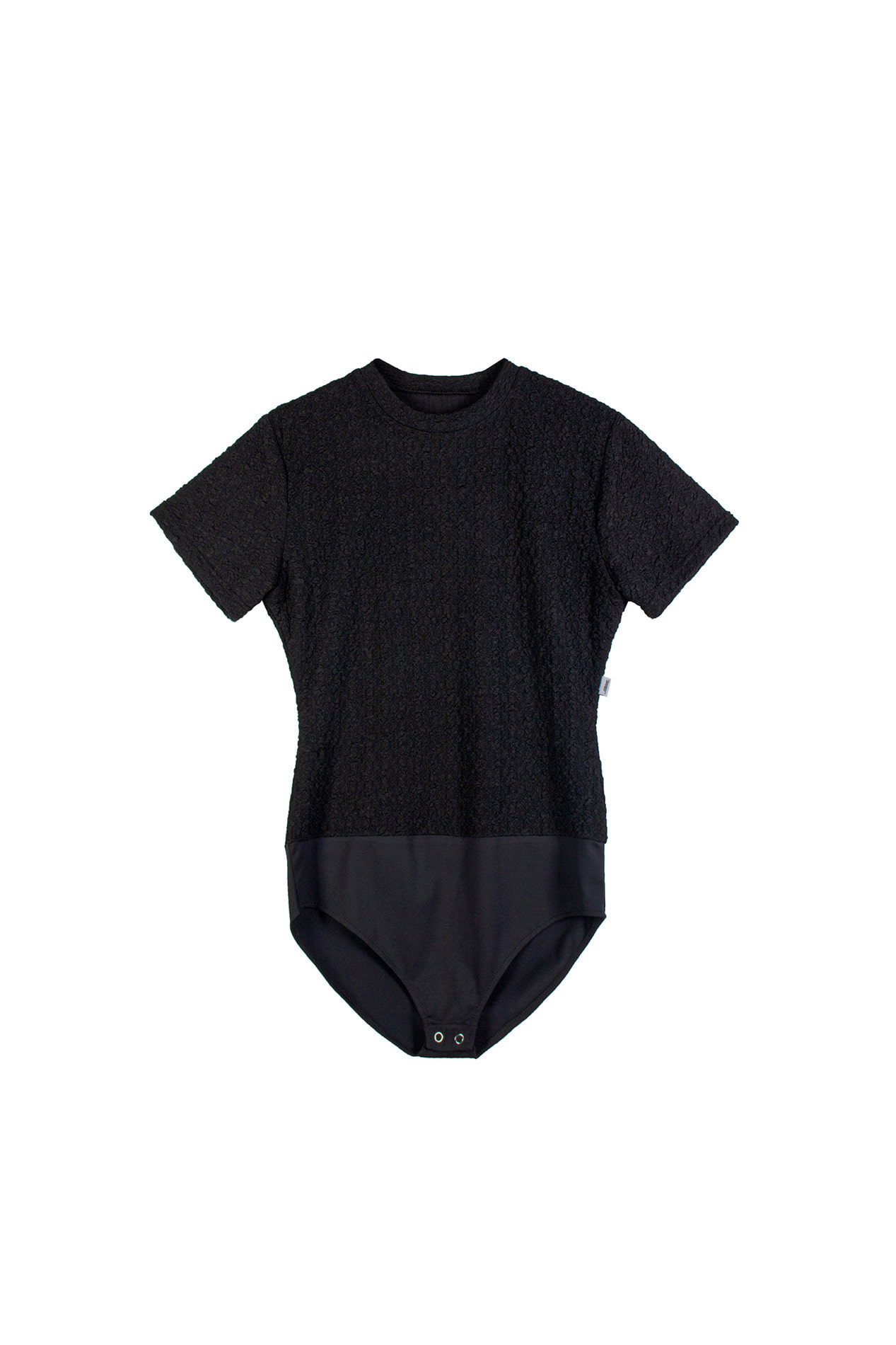Textured Bodysuit (black)