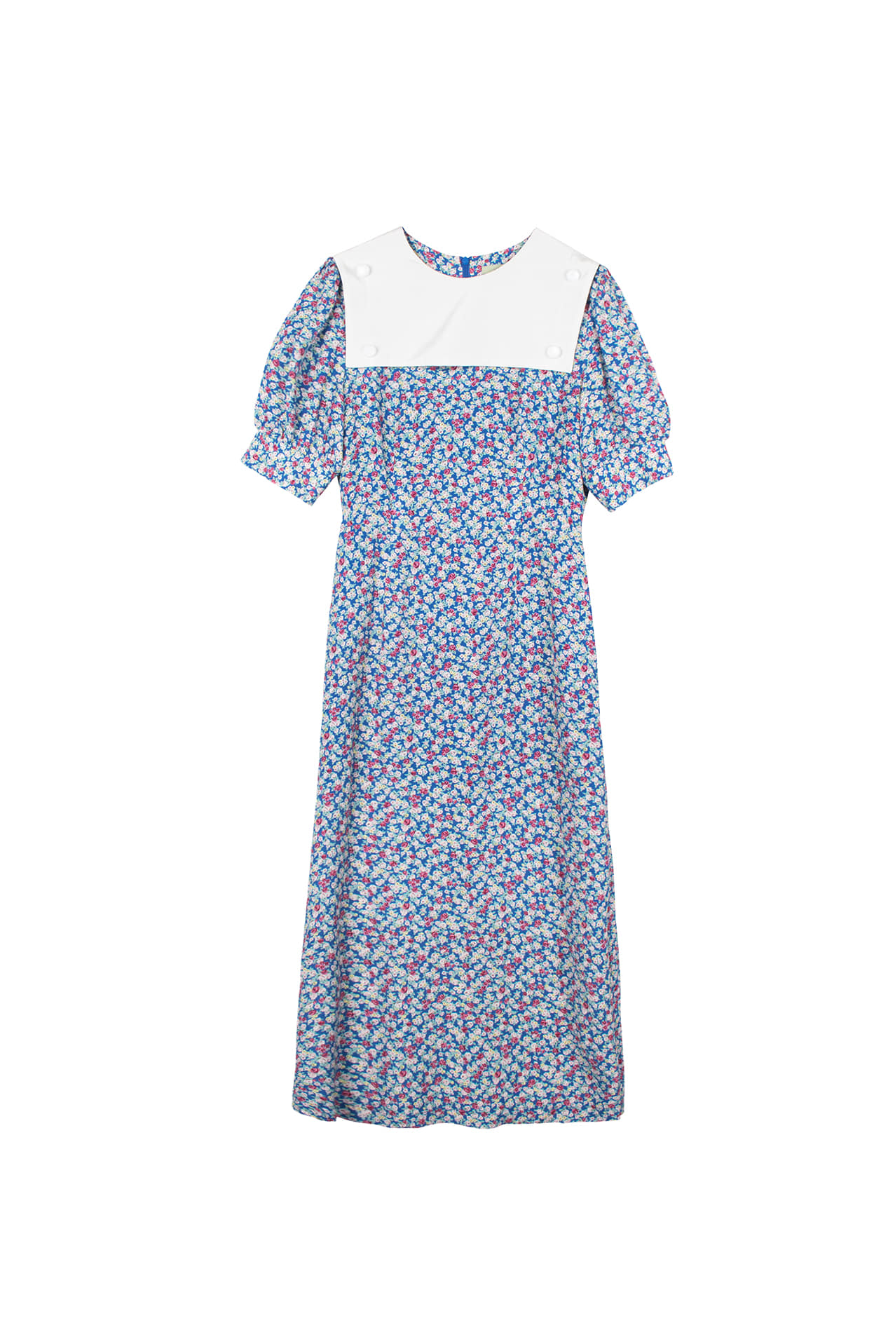 Delphinium Dress (Delphinium Blue)