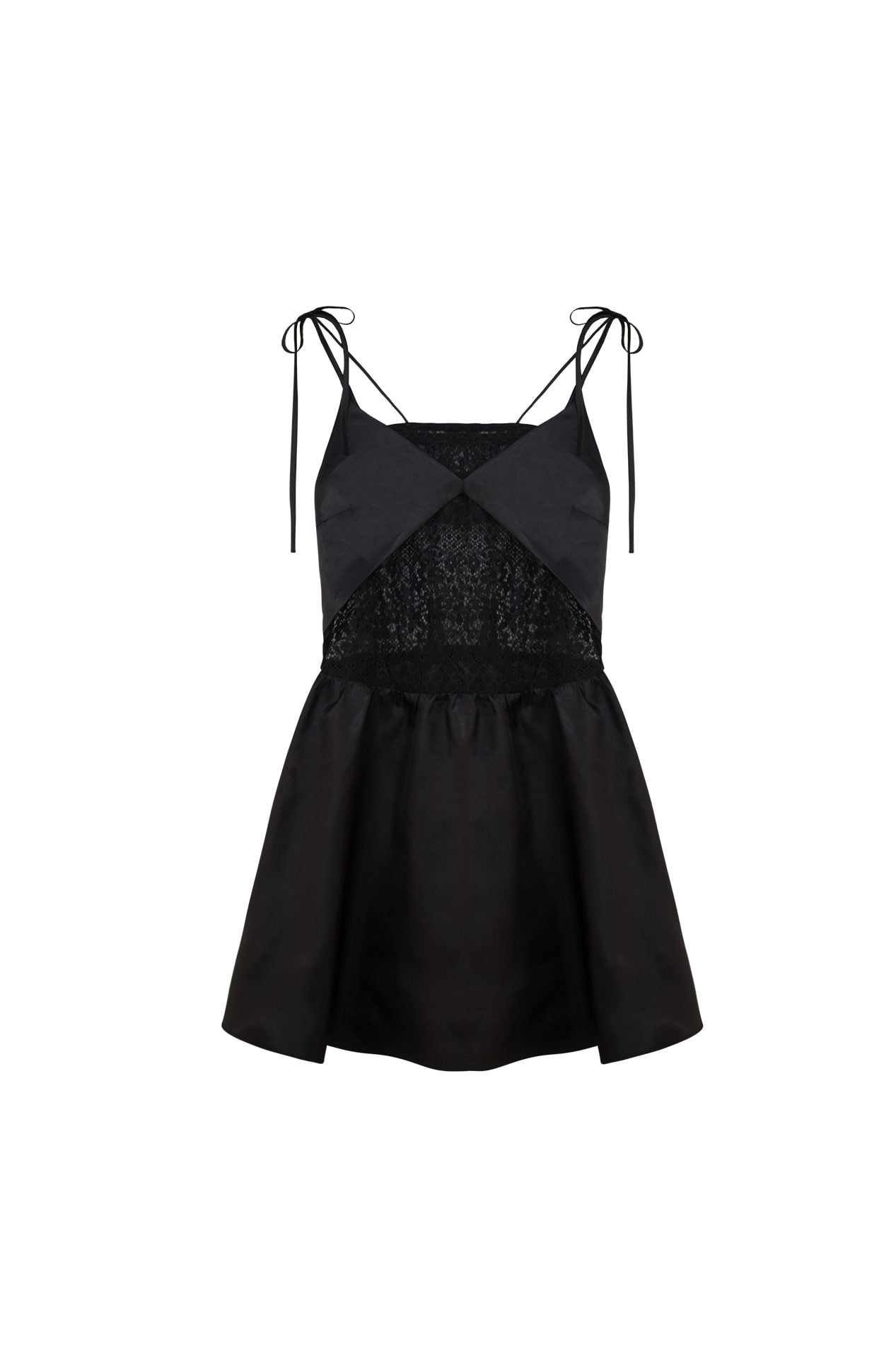 Thyme Dress (Black)